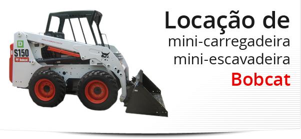Banner Mini-carregadeira